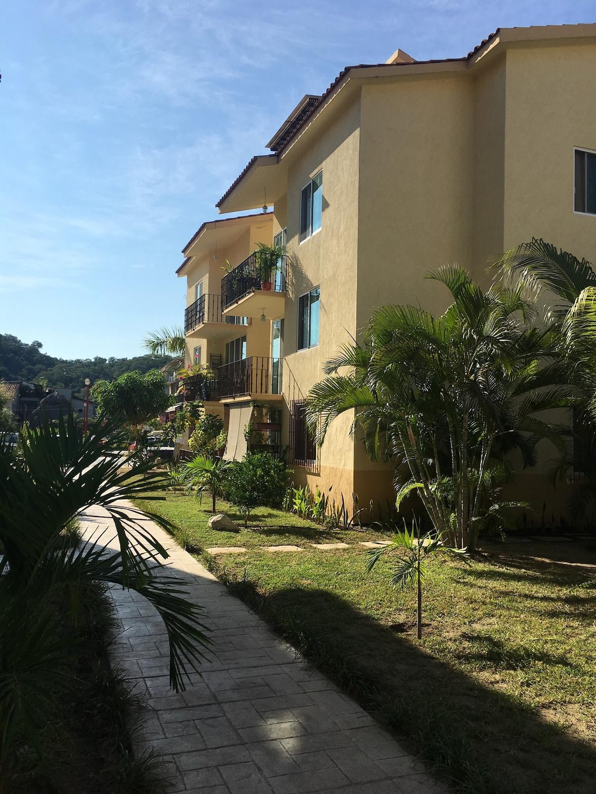Terrazas Huatulco Blue Condominiums For Rent In Crucecita
