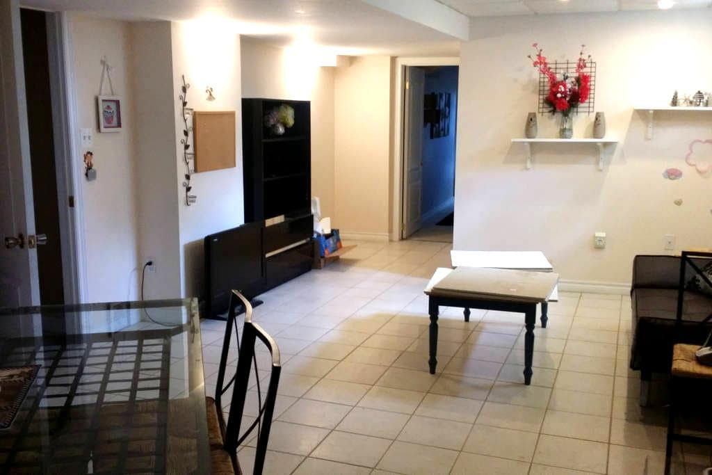 Quiet spacious family home in cul de sac - Richmond Hill - Talo