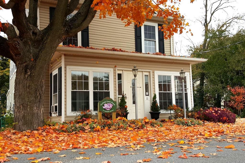 Garfield Guest House - Luray - 家庭式旅館