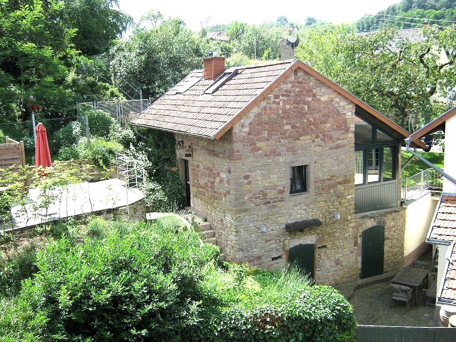 schönstes Bauernhaus des Saarlandes - Losheim am See - Rimlingen