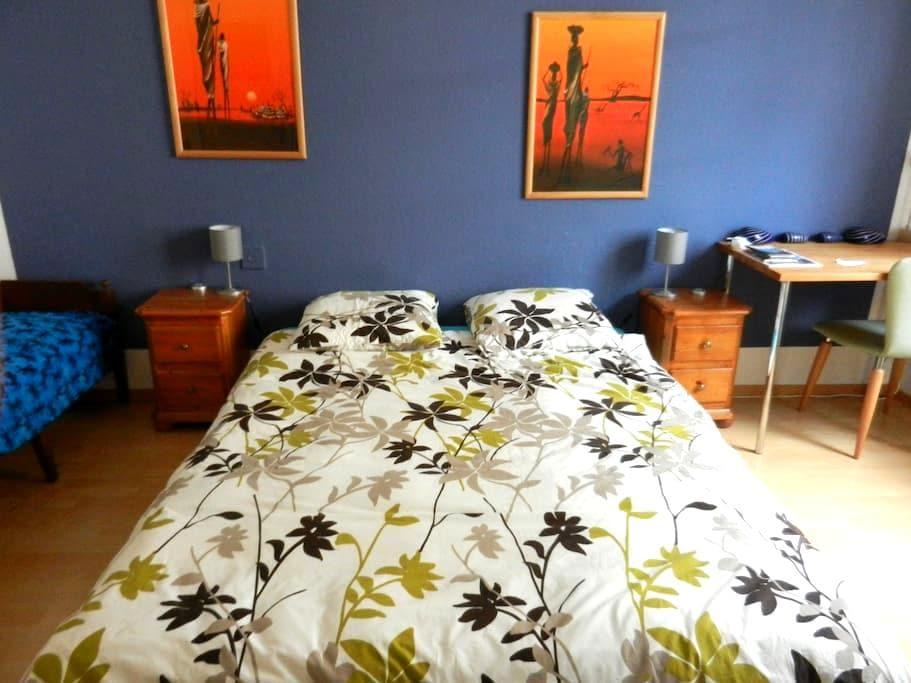 Zimmer im Zentrum von Biel/Bienne - Biel/Bienne - Wohnung
