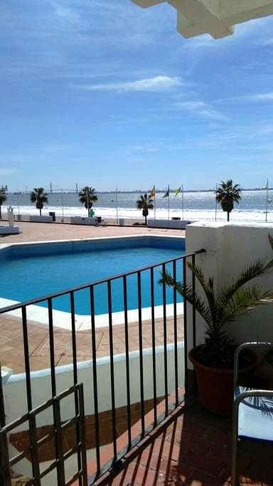 Apartamento en la bahía de Cadiz - El Puerto de Santa María - Departamento