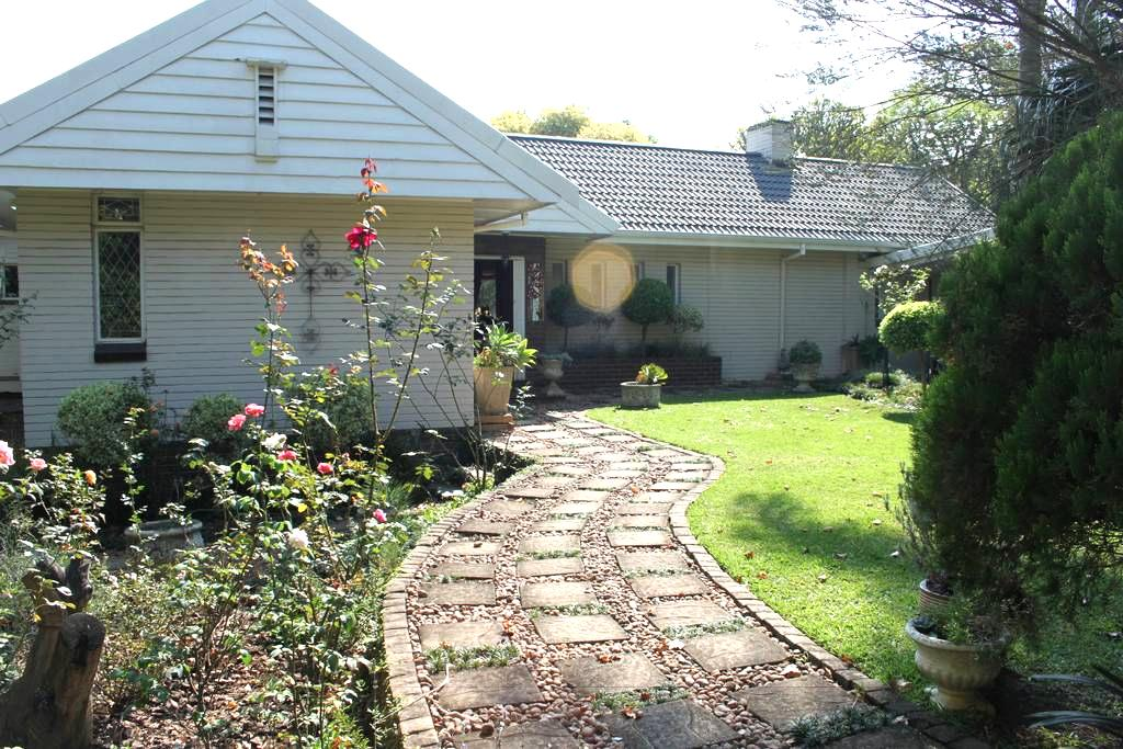 Stylish, comfortable & tranquil - Pietermaritzburg - Talo
