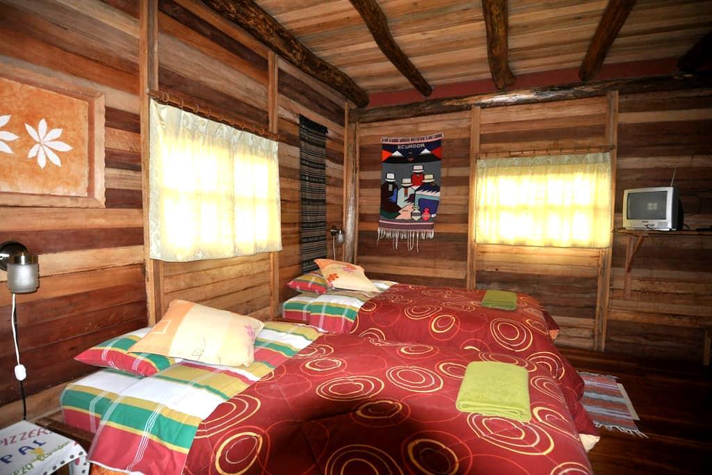 Hosteria Kopal - Baeza - Cabana