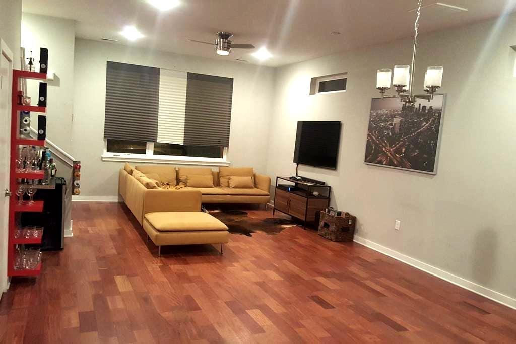 City Loft With Free Parking. King Bed - Philadelphia - Loft