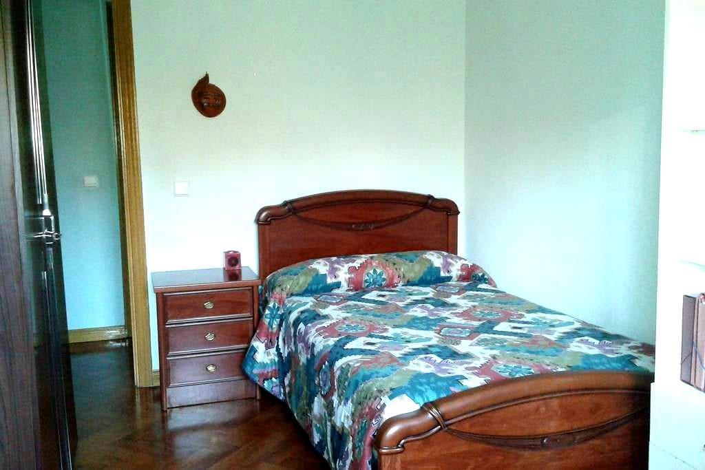 Habitación individual, luminosa y acogedora. - Valladolid