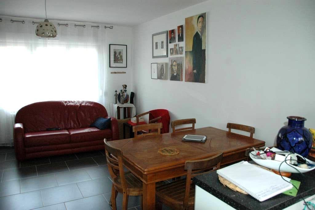 Jolie maison au calme proche de la Place Stanislas - Maxéville - Casa