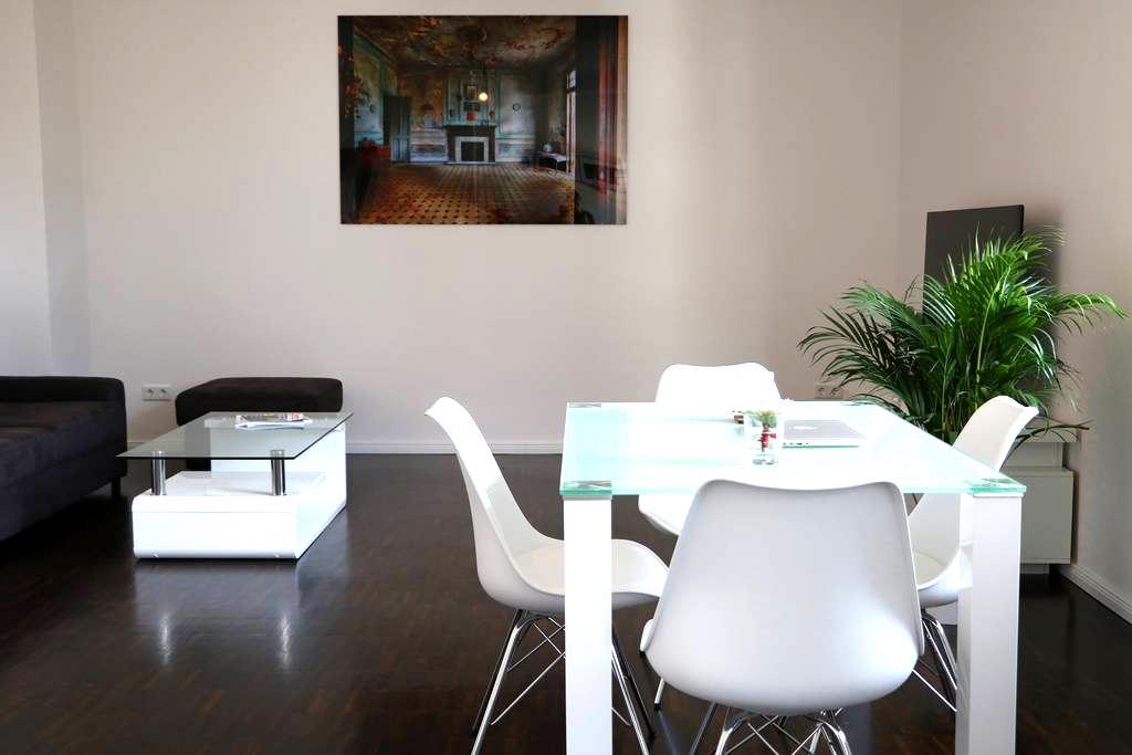 Schöne Wohnung im Herzen von Mannheim - Mannheim - Apartment
