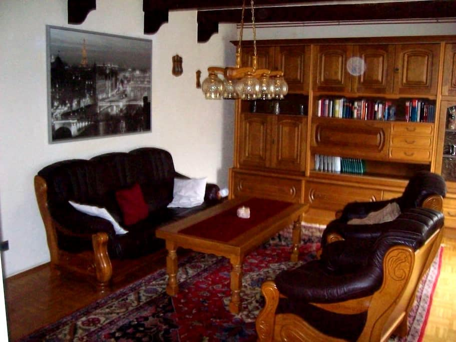 Apartment near Rheinsteig trail - Nochern - Byt