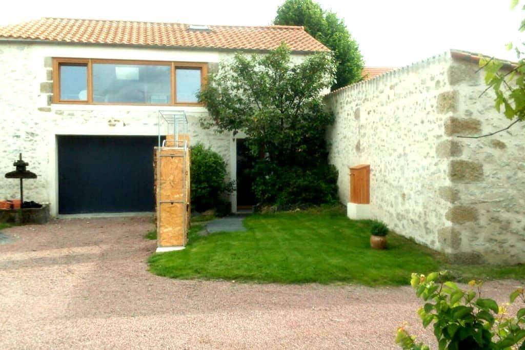 Gîte Hirondelle, 8 km du Puy du fou - Treize-Vents - Loteng Studio