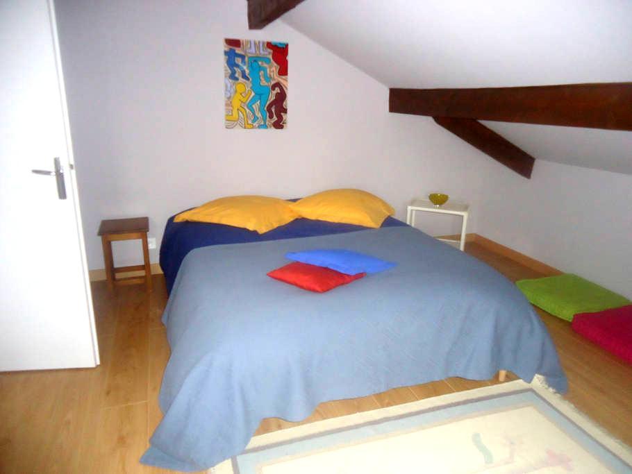 chambre   2 p.à Thaon les vosges chez Christiane - Thaon-les-Vosges