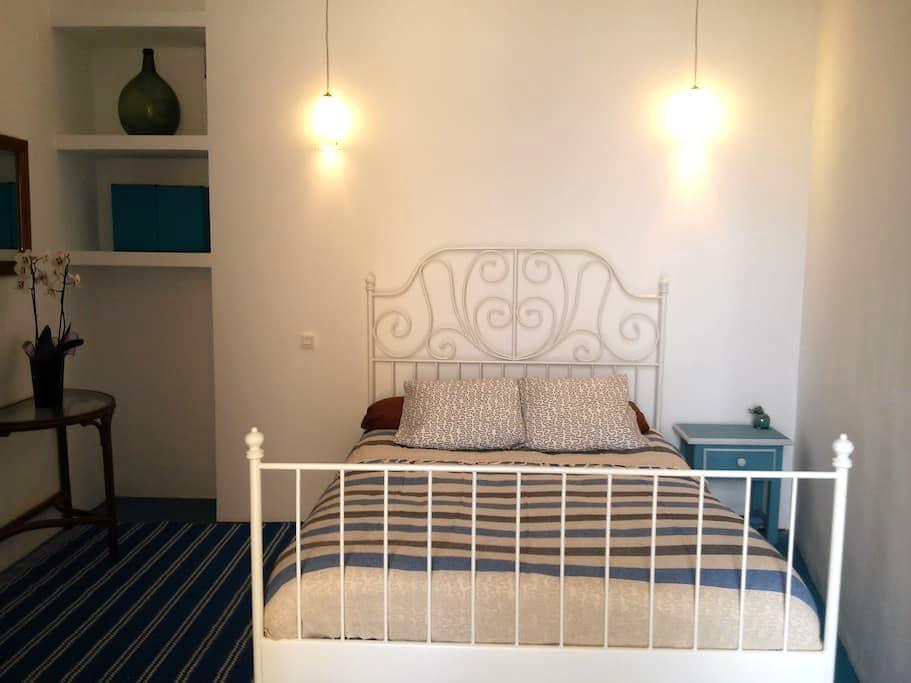 """Double room """" Agua dulce"""" - Casa Amarilla - Apartamento"""