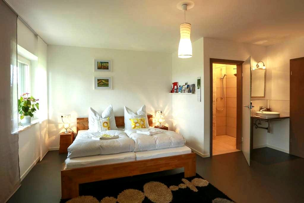 Studio 14/2 - double/single room - Göppingen - Penzion (B&B)