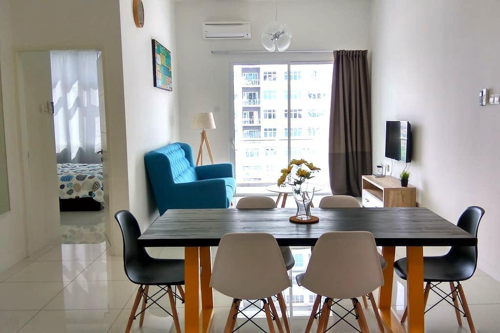 Cozy apartment @ Puchong SKY.POD IOI SUNWAY 蒲种 民宿 - Puchong - Apartment