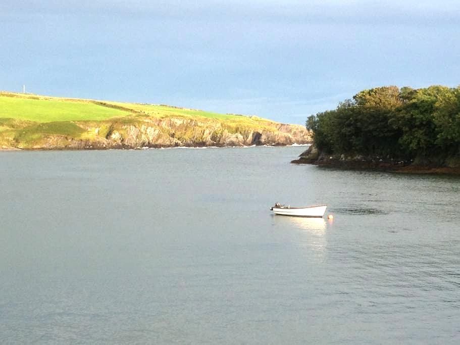 Blind Harbour seaside sanctuary - Cork