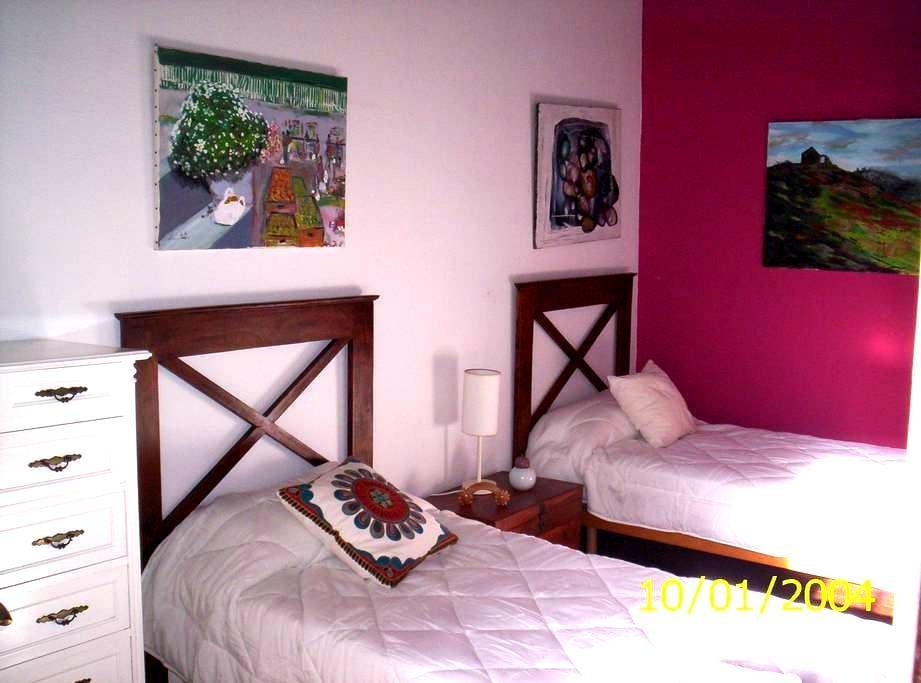 """habitacion doble """"fairy"""" - Tafira Alta - House"""