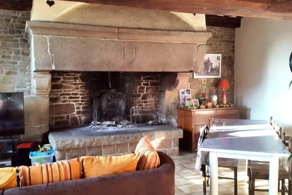 Maison de caractère dans le bocage normand - Campeaux - Rumah
