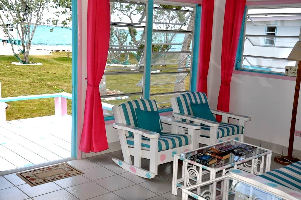 Flamingo Villa at Masters Harbor, Great Exuma - George Town