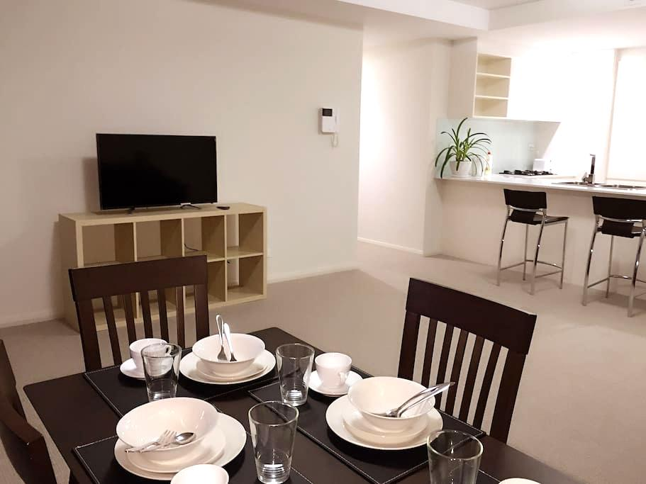 New apt 10 mins to pymble station - Pymble - Departamento