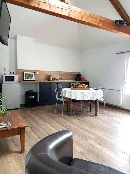 Etape en Beaujolais - Régnié-Durette - Wohnung