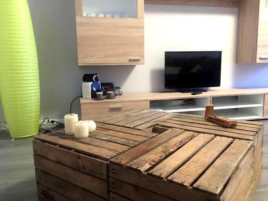 Arona Centro Trilocale Zona Lago_INTERNET FREE - Arona - Apartment