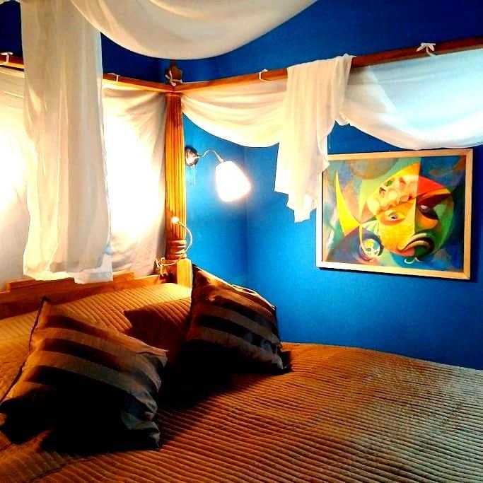 Strumpfeck Suites / Apartment 3 - Traben-Trarbach - Appartement