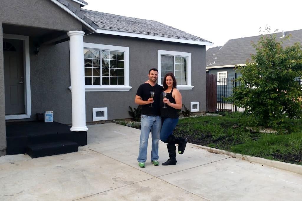 Centrally located, comfy private room! - Sacramento - Dom