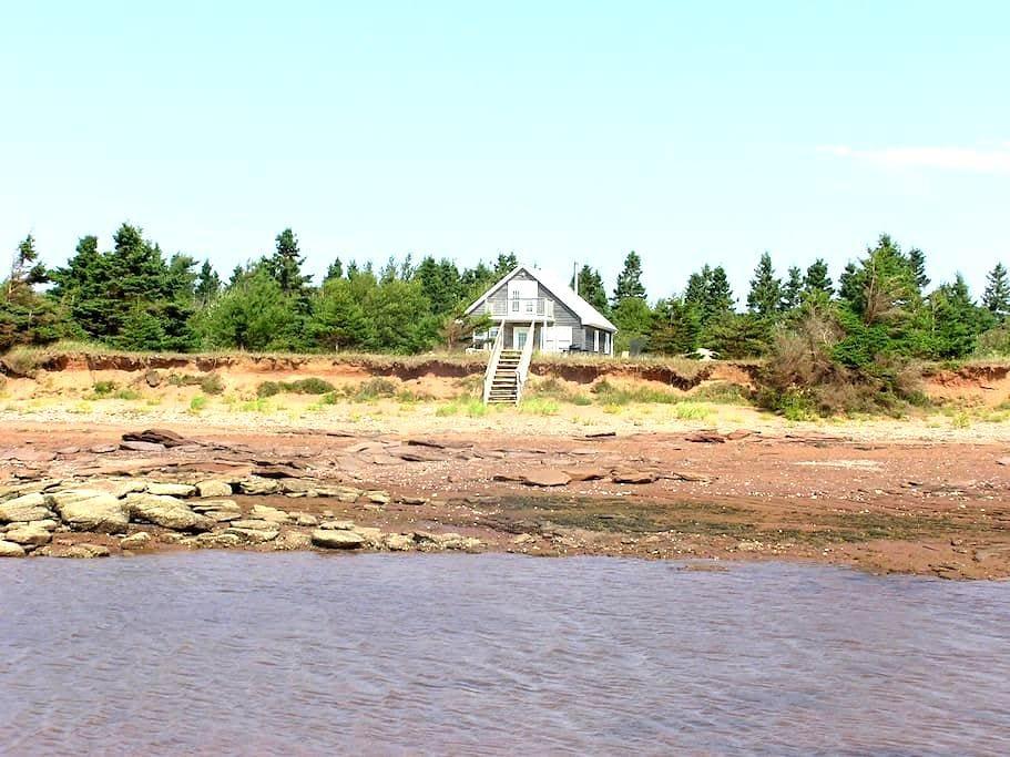 Oceanfront cottage - Lot 15
