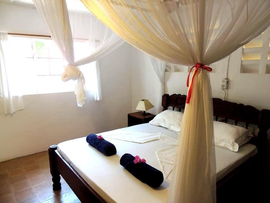 Saba @ Swimbo House - Watamu - Apartemen