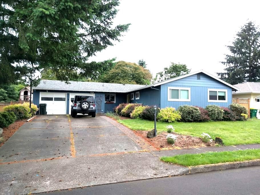 Cozy Home in Highland - Beaverton - Rumah