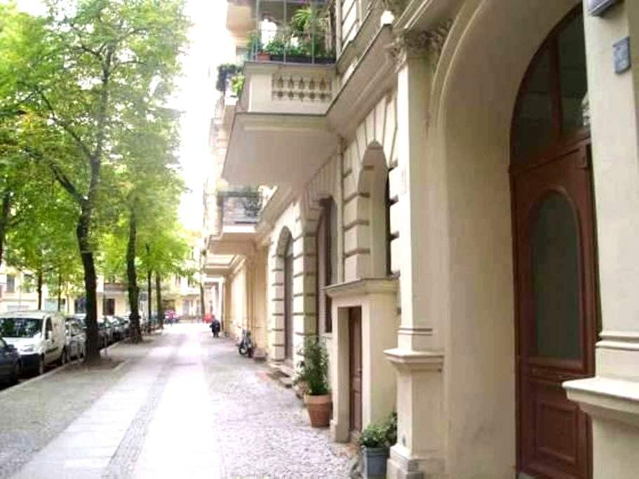 Ruhige Wohnung in zentrale Lage - Berlin - Apartment