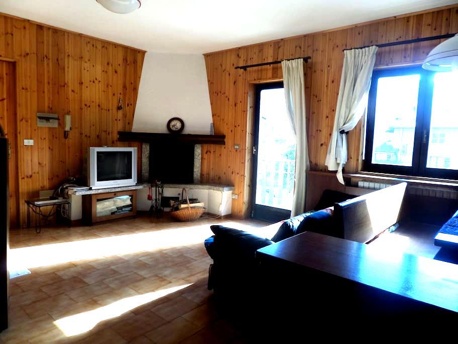 Appartamento luminosissimo a Mazzo di Valtellina - Mazzo di Valtellina - Lakás