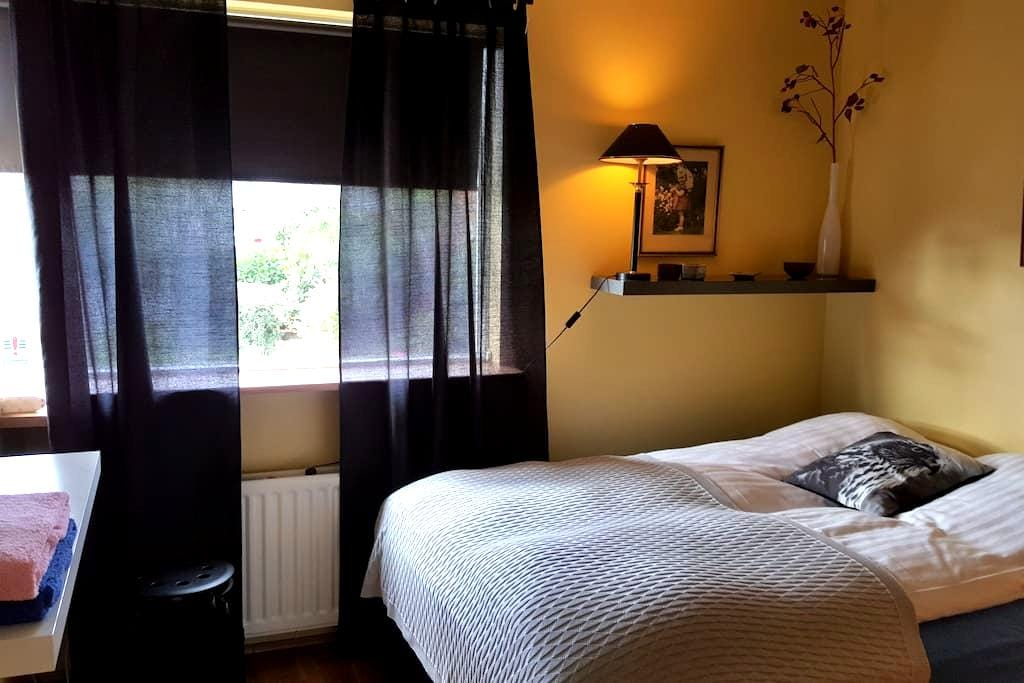 A private room in a Semi-detached  - Kopavogur - Huis