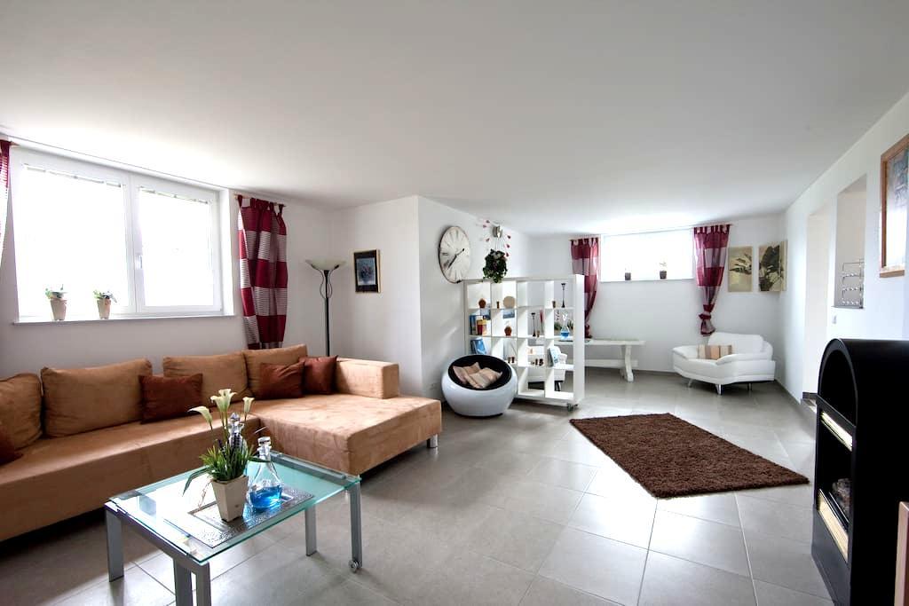 Luxe appartement WIFI, terras, BBQ* Dogs allowed - Seeboden am Millstätter See