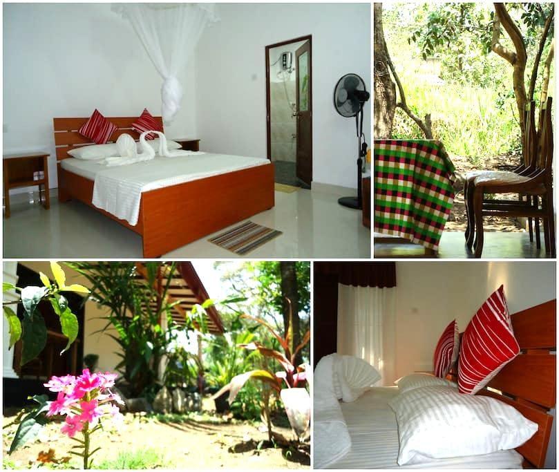 The Otunna Guest House Sigiriya Fan - Sigiriya - Villa