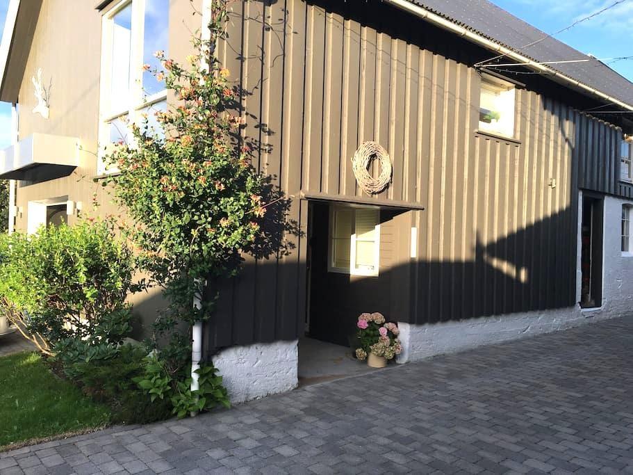 Hybelen Countryside - Mandal - Apartment