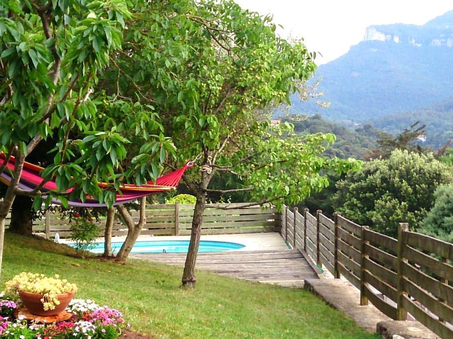 House & private pool Aiguafreda-Barcelona - Aiguafreda