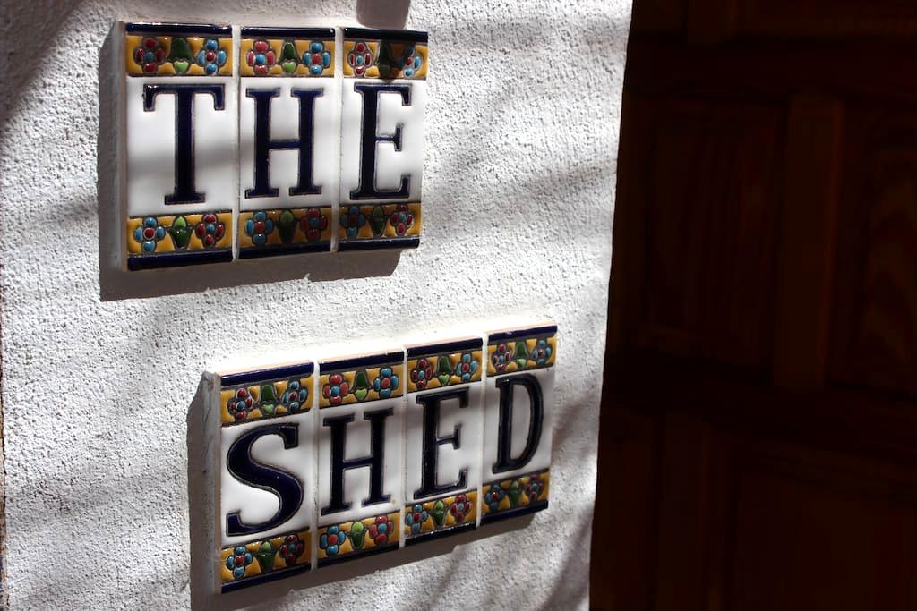 The Shed - a self contained chalet - Cehegín