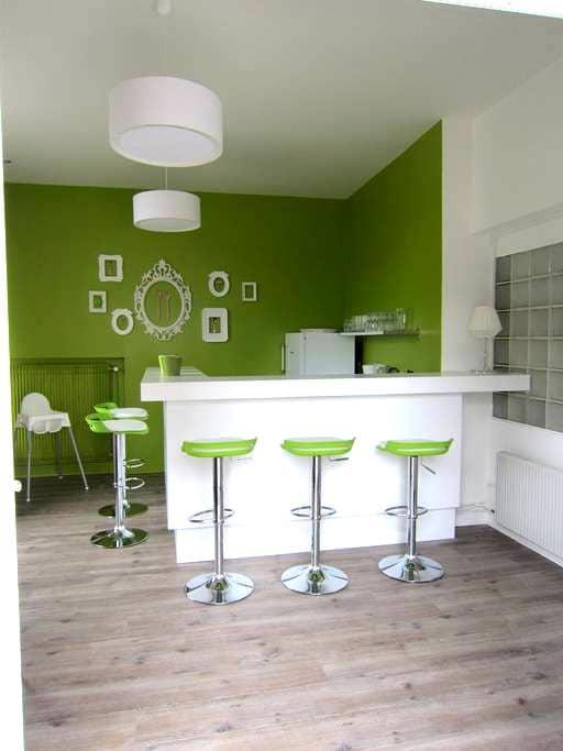 petit appartement avec mezzanine - Amboise - Leilighet