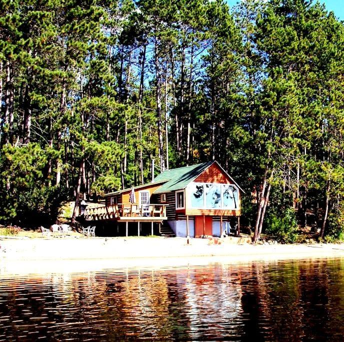 The Beach Cabin Roundlake Algonquin - Killaloe - Hytte