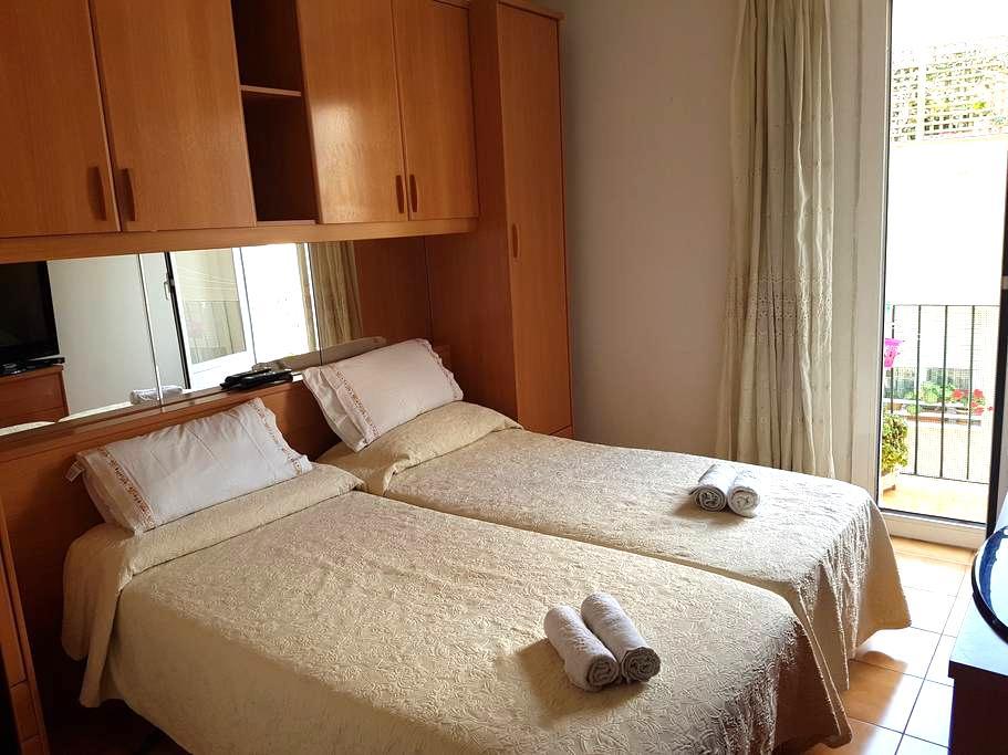 Habitación Privada en Barcelona Sants - Barcelona - Huoneisto