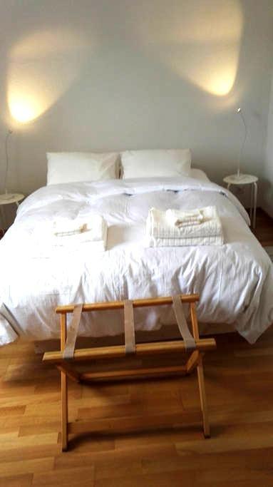 Stadt Aarau 5 Gehmin zum HB Zimmer 3 Gästewohnung - 아라우 - 아파트
