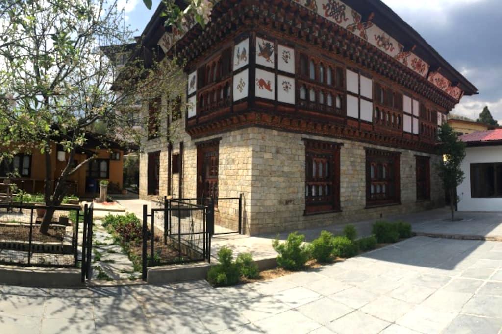 Khang Heritage: 1 BHK - Thimphu - Haus