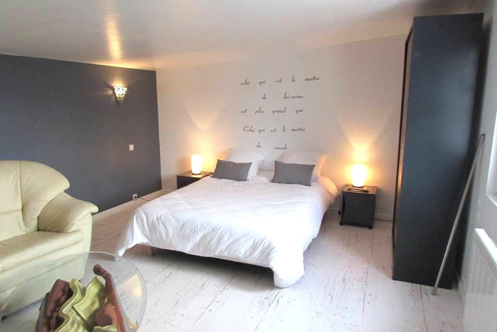 chambre  independante 20 carre - Mauzé-Thouarsais