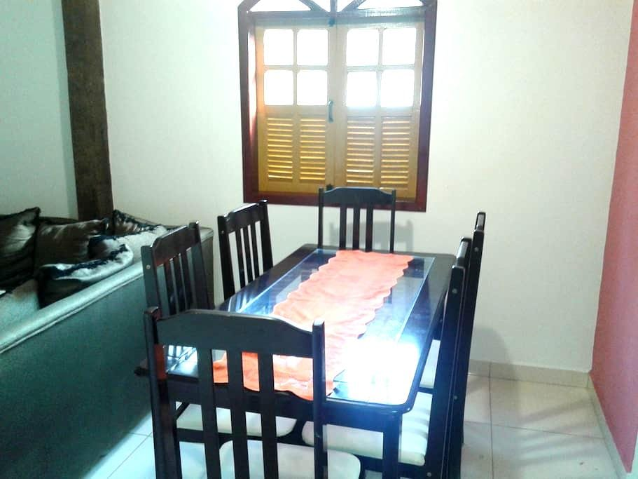 Casa do Paulo na Santissima - Tiradentes - Apartemen
