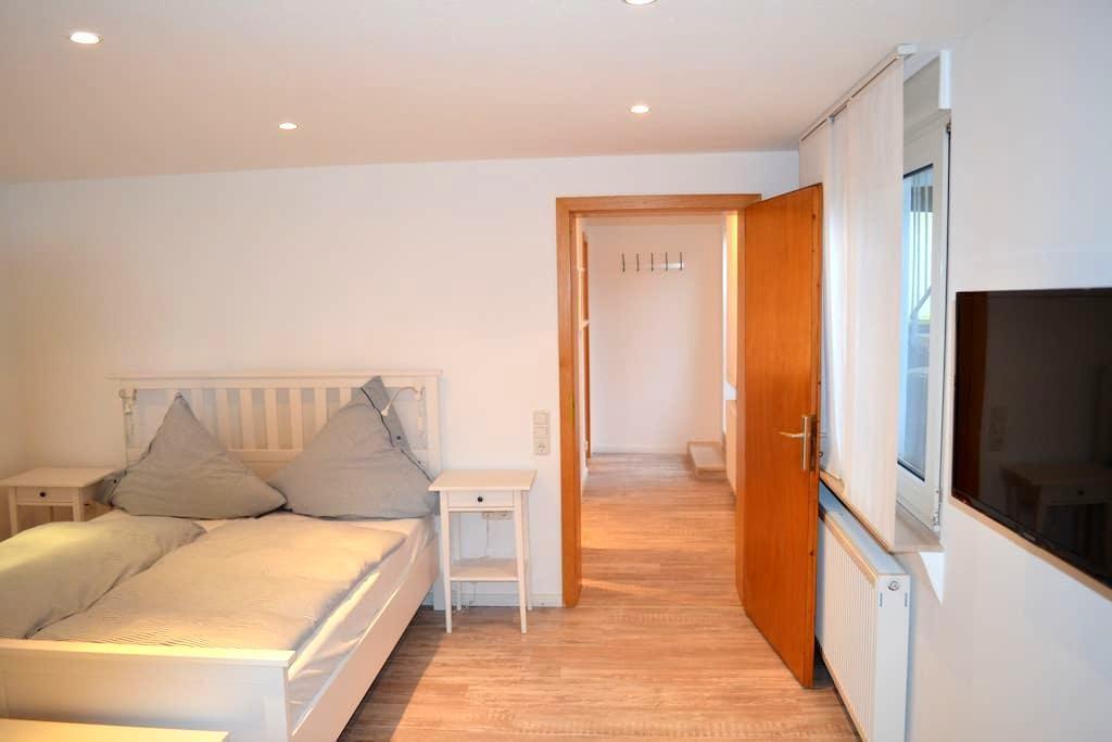 Unser kleines Apartment - Bad Lippspringe - 아파트