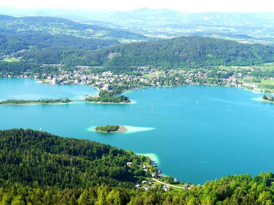 Groundfl. App.+Free Parking - Klagenfurt am Wörthersee