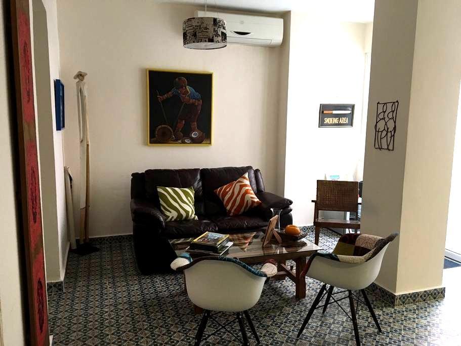 Casco Viejo bello apartamento de 2 cuartos y baños - Casco Viejo