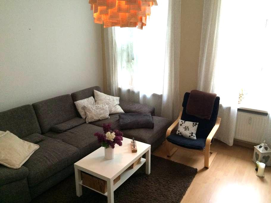 Gemütliche 2-Zi.-Whg. im ZENTRUM - Schwerin - Apartamento