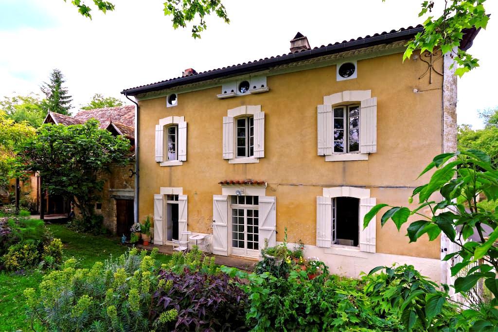 Sun facing, family-friendly house - Saint-Marcel-du-Périgord - Ev